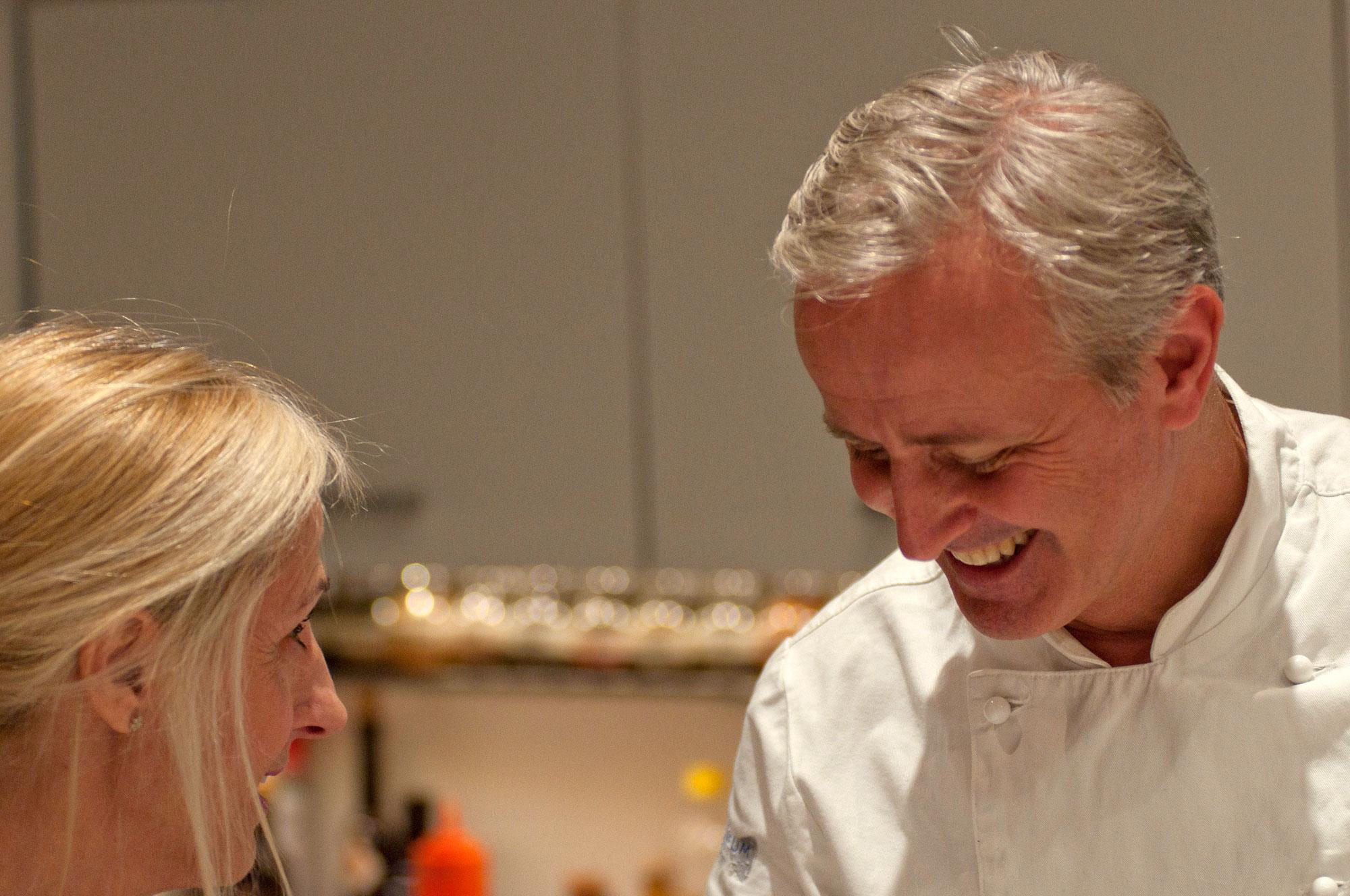 Aurelio Carraffa Chef - Cooking show
