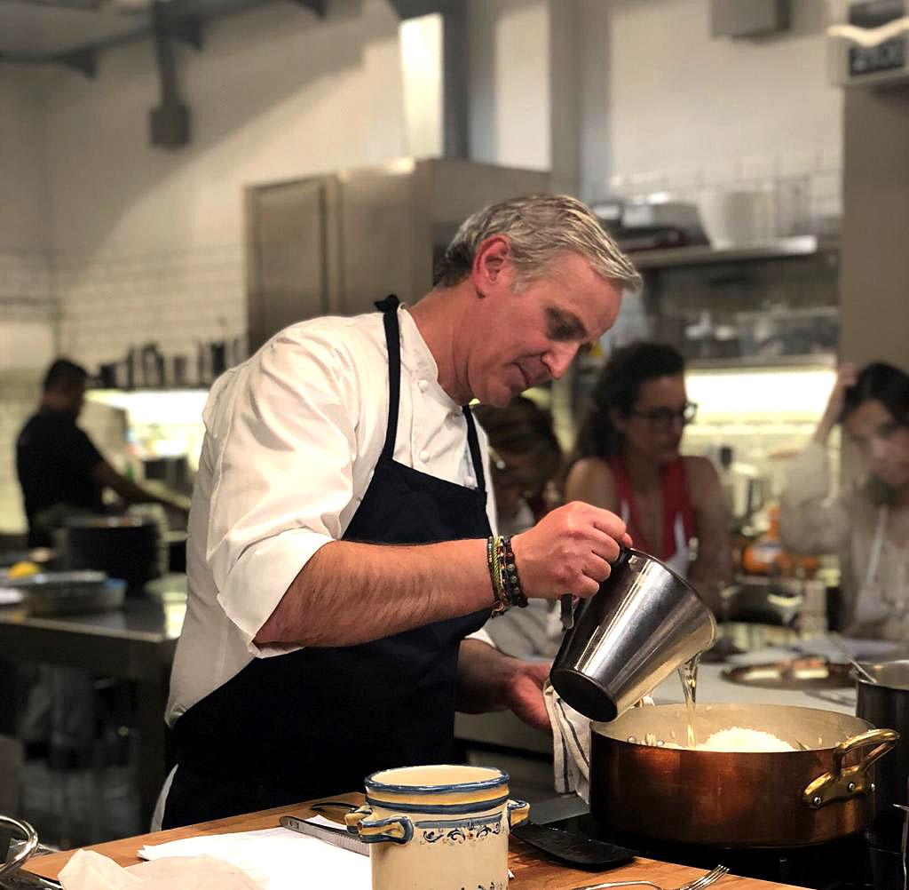 Aurelio Carraffa Chef - Corsi professionali di cucina